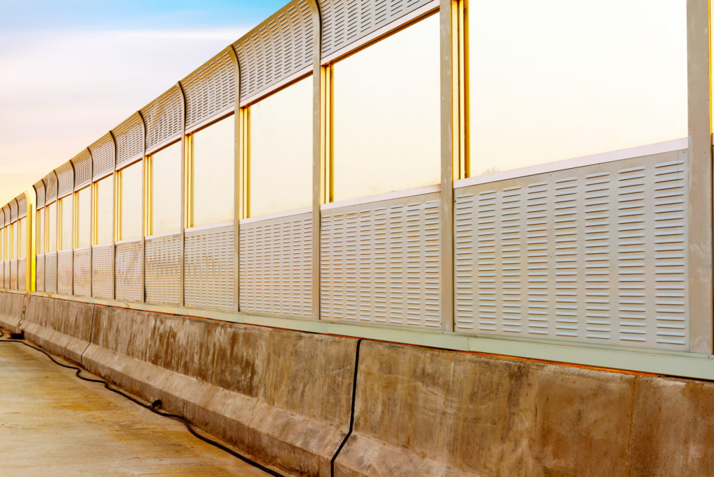 highway soundproof sound panel